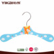 Small wooden baby kids coat hangers with beautiful sika deer