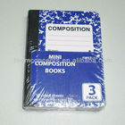 recycled cheap price school custom printed wholesale composition books