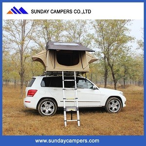 2016 Top on car Camping Outdoor soft Tents Top roof