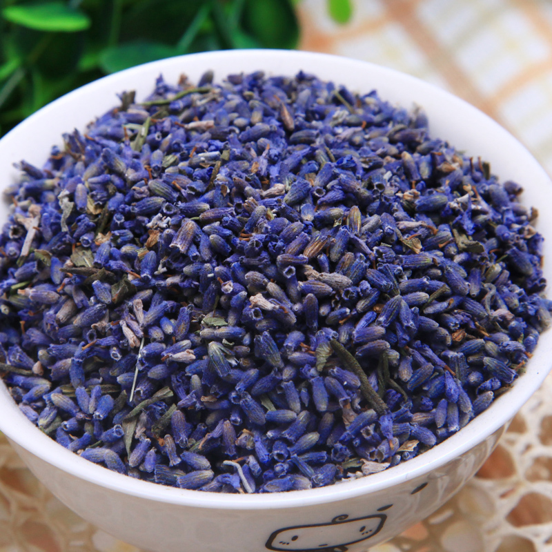 free shipping Dried Lavender tea Flower Tea herbal tea good to sleep dry Lavender herbal tea,scented tea
