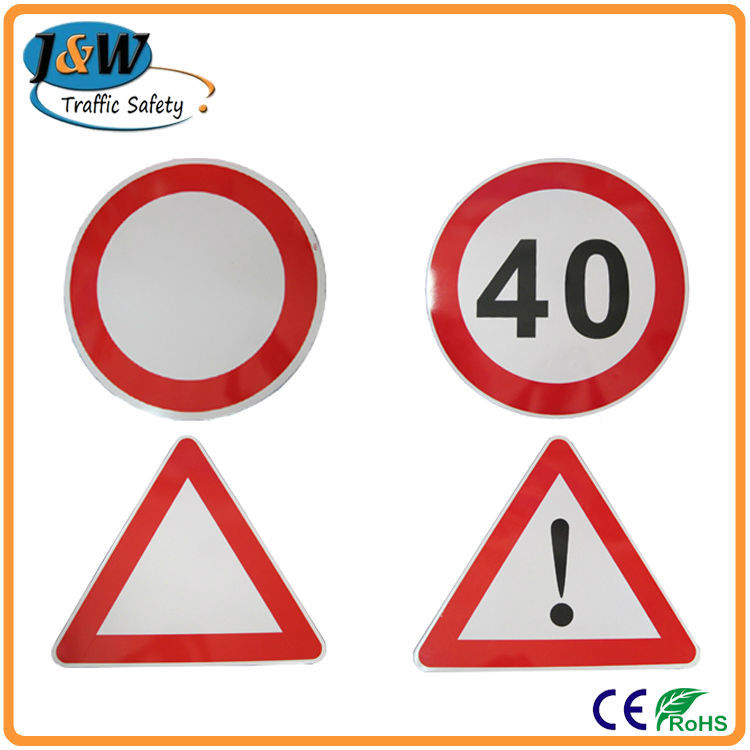 Electronic Hand Stop Sign Traffic Safety Portable Led Stop Signs ...