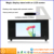 New invention! Magnetic Floating lcd tv , 6 inch lcd tv price