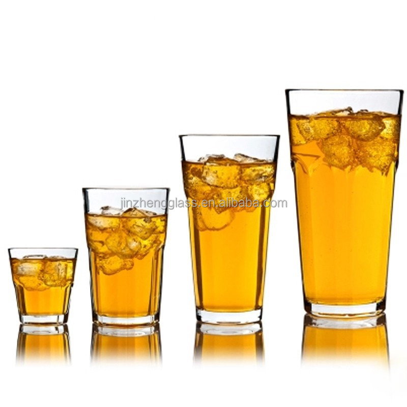 glass Beer , Water , Highball , Juice , Glass Cup wholesale