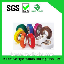 High temperature-resistant self adhesive PVC Electrical Insulation tape