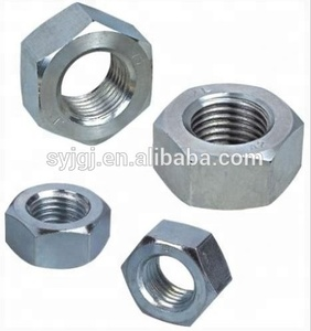 China Fastener Factory Cheap price all sizes DIN934 Hex Nuts M27