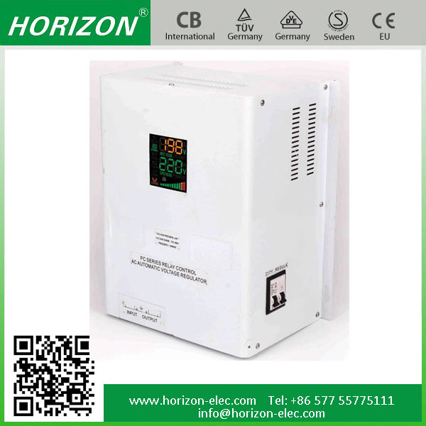 2015 New Type Input 40-250V overload over voltage protection hs code for stabilizer