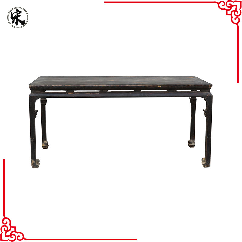 beijing chinese vintage old furniture, antique altar table
