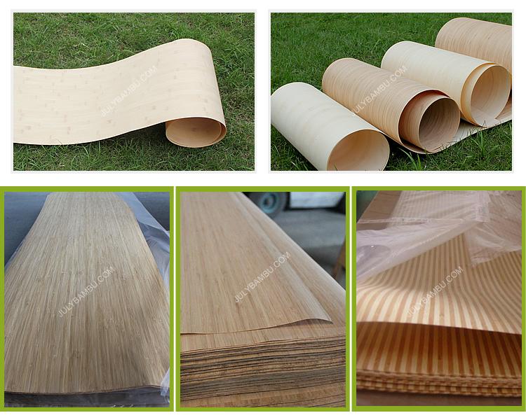 bamboo veneer