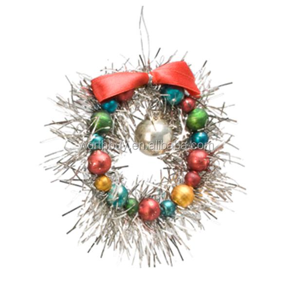 nuevo diseo de navidad adornos de bolas de plata de china fabrica