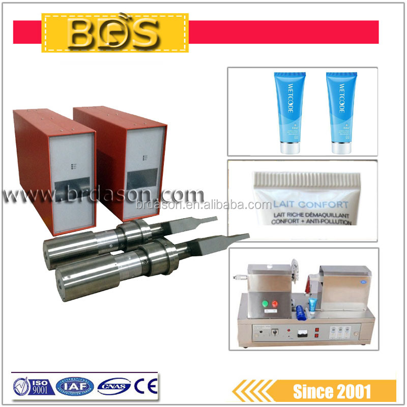 Ultrasonic Plastic Tube Sealing Machine Generator