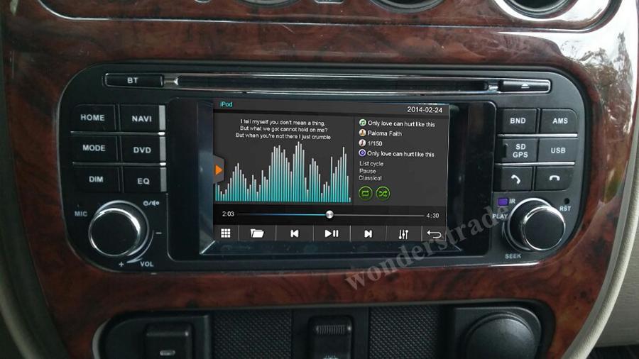 apollo 4 3 car dvd player radio stero gps navigation for. Black Bedroom Furniture Sets. Home Design Ideas