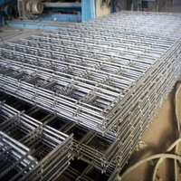 welded wire mesh for concrete reinforcement sizes (manufacture)
