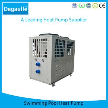 Swimming pool heating system 50m3 pool heat pump 220v swim - Swimming pool heat pump installation ...