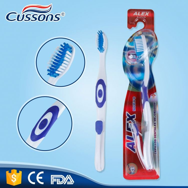 OEM wholesale natural funny novelty adult toothbrush