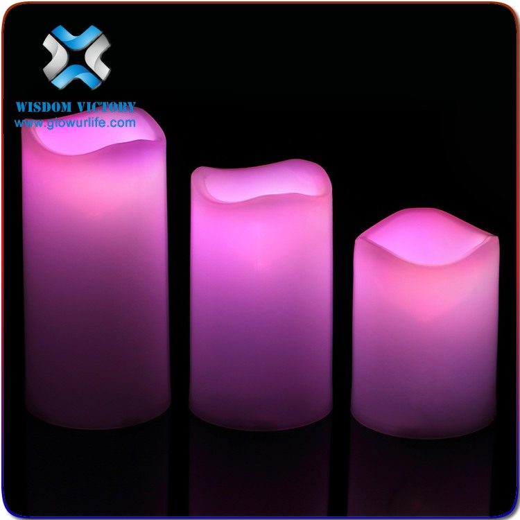 plastic halloween led tea light candle for gift promotion Quality Choice