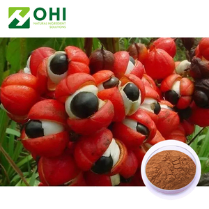 100% natural Guarana Extract Caffeine powder