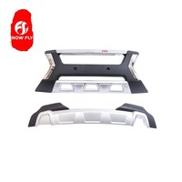 New product ABS Car Bumper plate cover car front bumper sports style body kits auto spare parts for HAVAL H6