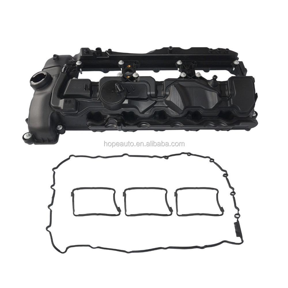 Fits BMW 1 Series M 135i 335is 535i 740i 740iL Engine Valve Cover w//Gasket Set