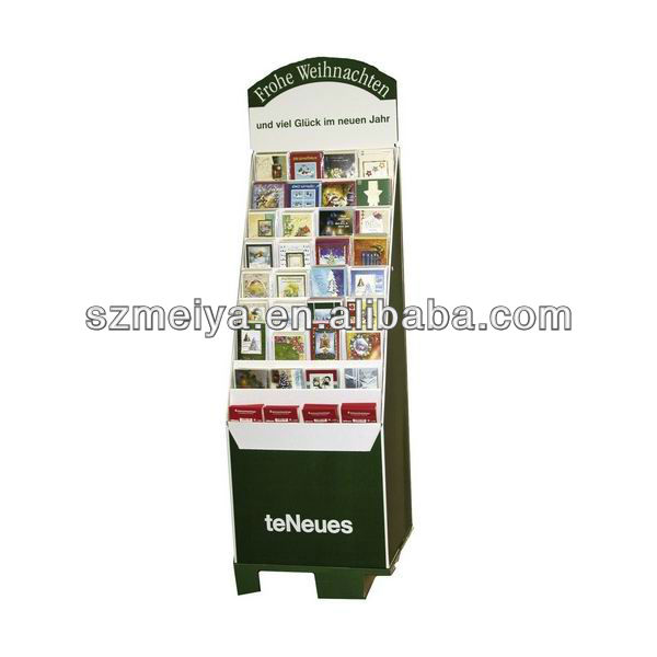 portable book display stands