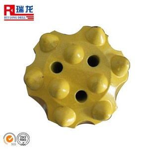 R series R22, R25, R28, R32, R35, R38 thread button bits