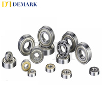 Popular Design 2RS ZZ 2NSE 45*85*19 mm 6209 Deep Groove Ball Rolling Bearing