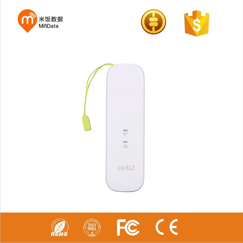 Asia Sale ZTE MF79S 150Mbps 4g USB Wifi Dongle Sim Card