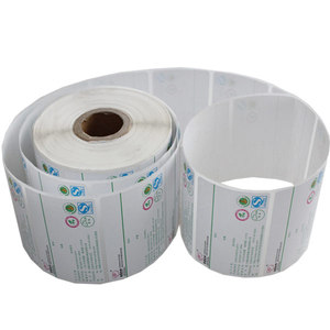 Professional manufacture printer image thermal labels roll