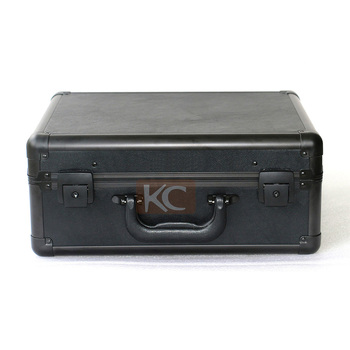 Lighting Cosmetic Case with mirrior,Professional Makeup Case with lights and Clasp Key ,make up case with light mirror