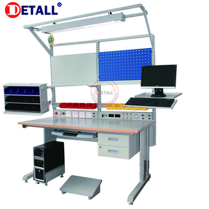 Detall- Top quality Industrial adjustable workstation with lifetime warranty