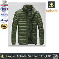 Top Brands Customized Outdoor Soft Man Winter Clothing