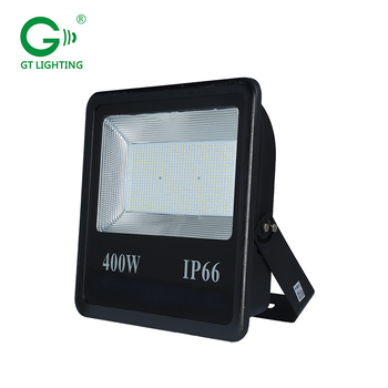 Zhongshan new products fixtures smd explosion proof ip66 outdoor 200 w 300 w 400 w led flood light