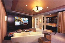 BISINI Home Automation Products for Media Living Room Design