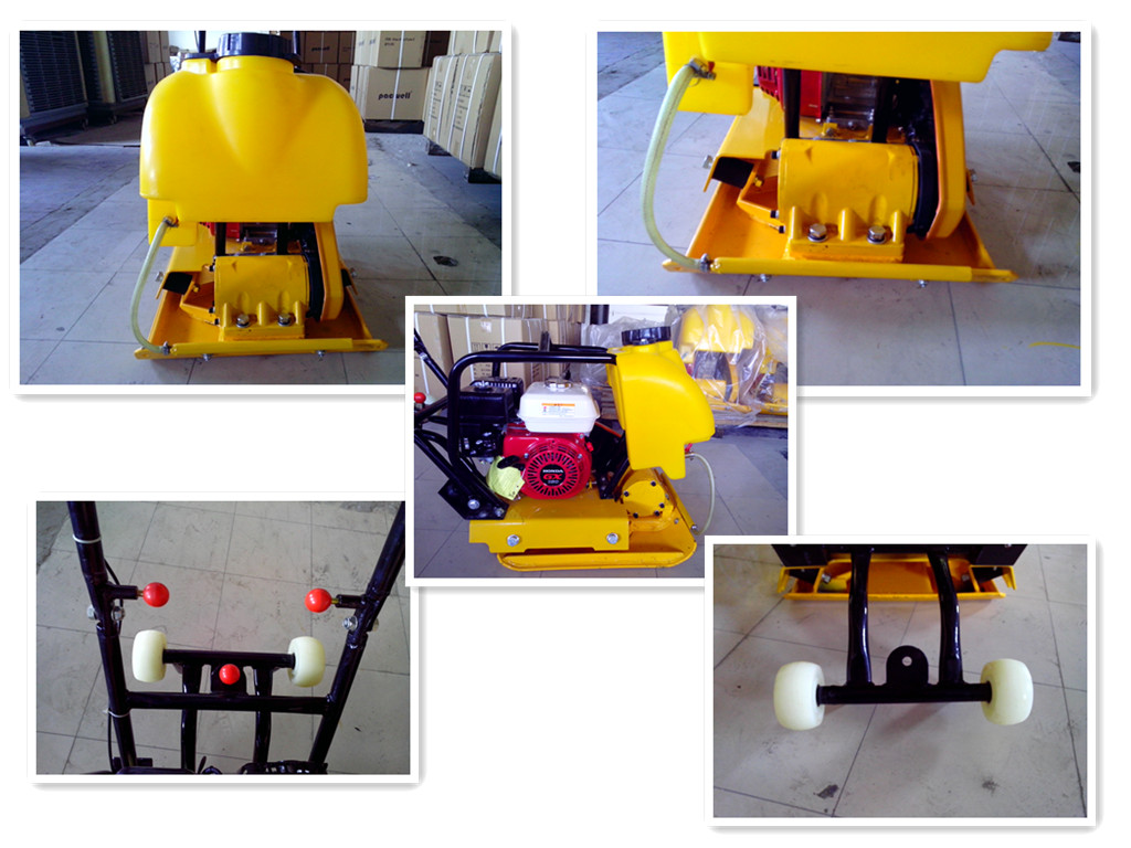 C18-15K Good Quality for Gasoline Engine/Diesel Engine Plate Compactor for sales Zhejiang supplier
