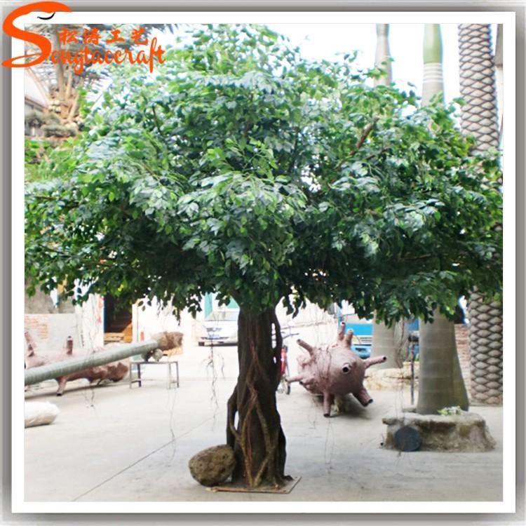 Artificial decorativo jard n plantas y rboles falso - Arboles artificiales ...