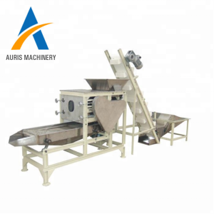 professional peanut cutting peanut dicing machine peanut crushing and grading equipment
