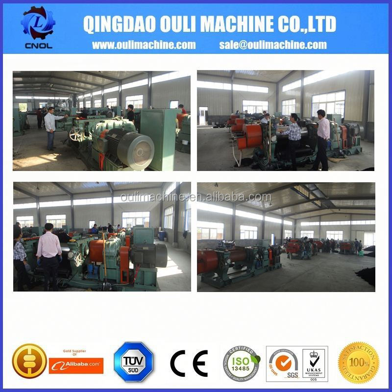 Factory Direct Three 3 Roll Calender Rubber Machine