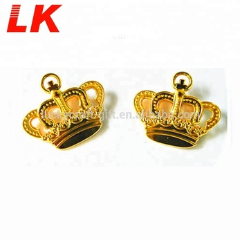 Novos produtos Magnetic Crown Lapel Pin For Sale