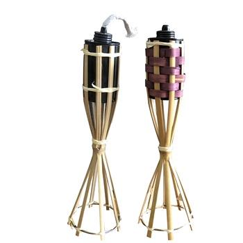 Garden Bamboo Torch Tiki