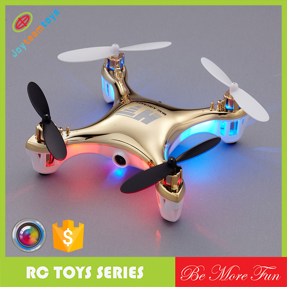 Quadcopter Small Drone With Camera Rc Headless Flying