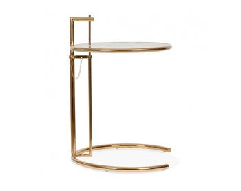 Design Adjustable End Table / Rose God Side Table / Centre Table