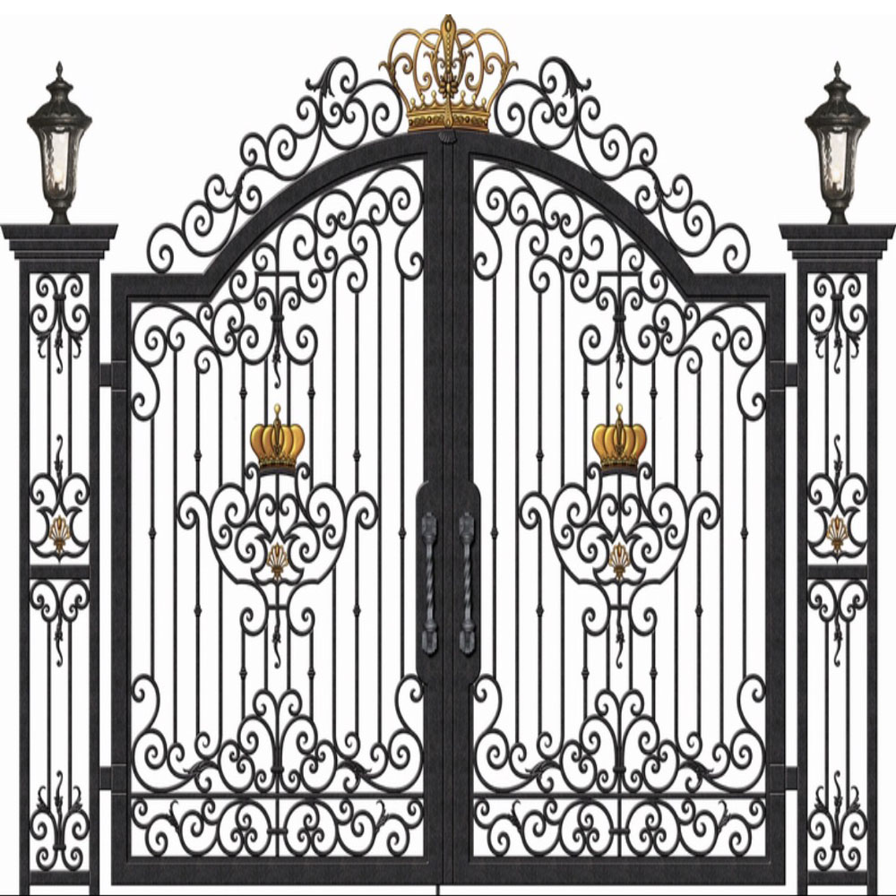 Beautiful Garden Iron Gate Grill Designs Iron Window Grill