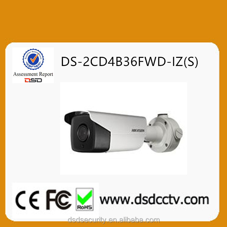 Hikvision h.265 onvif POE DC drive IP 3mp cctv camera low light smart home security camera