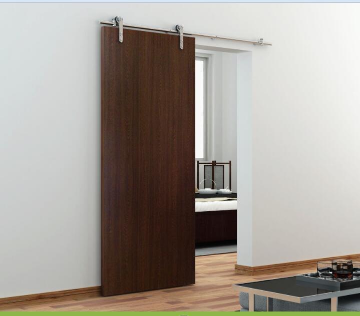 מותג חדש TYS2512VV דלת אסם חומרה עבור דלתות אסם הזזה בסגנון מחיר נמוך, עץ OV-56