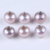 925 silver core 11-12mm freshwater pearl beads with big hole