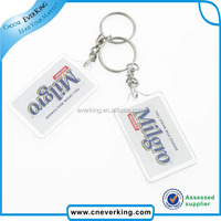 Custom 3d tyre design key chain for promotion