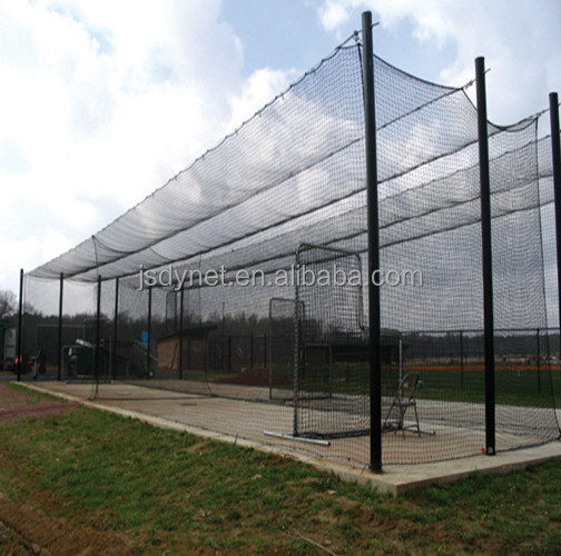 High Quality baseball olive PP fishing net For Different Use