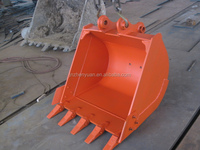 High quality mini wheel excavator china used excavator buckets for sale
