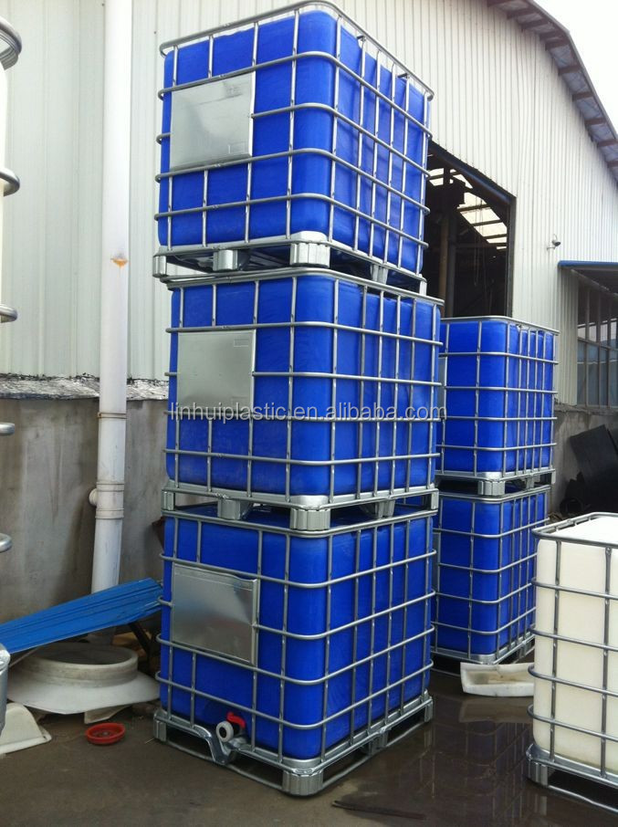High Quality Ibc Container Tank Tote For Washing System