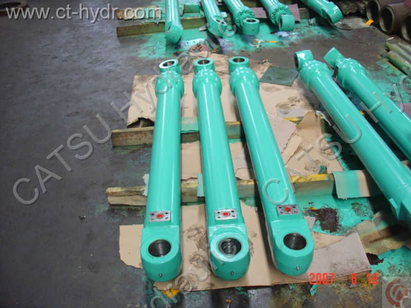 Assemble And Disassemble Hydraulic Cylinder - Buy Disassemble Hydraulic  Cylinder,Cheap Hydraulic Cylinders,Two-way Hydraulic Cylinder Product on