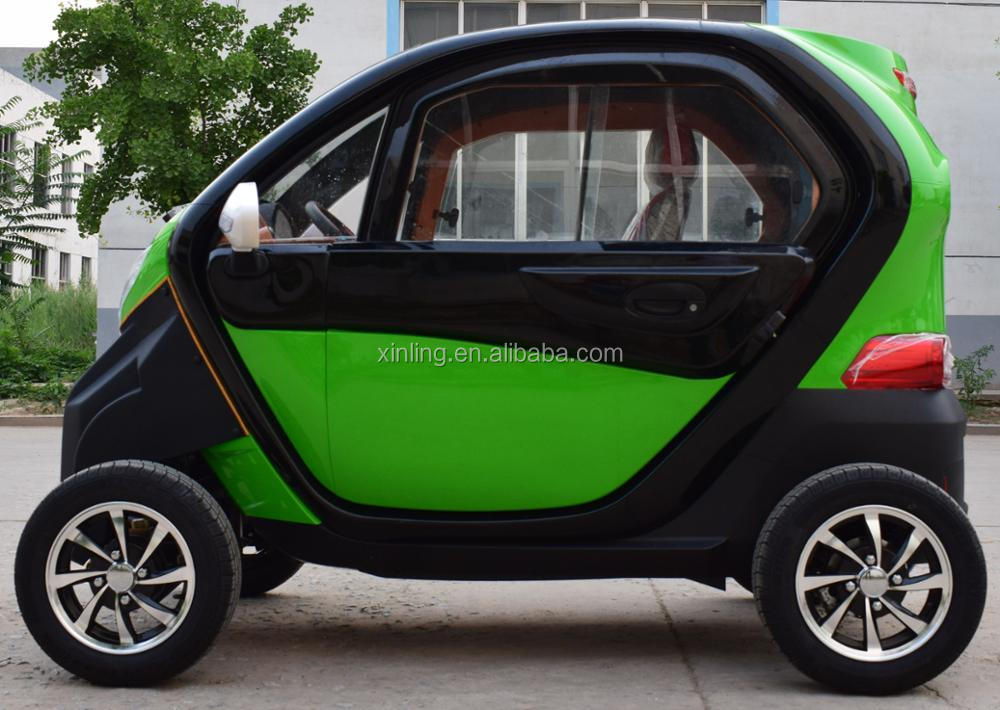 2 Person Smart Car >> Electric Enclosed Cabin Adult Family Mini Smart Car Four Wheel Mobility Disabled Scooter - Buy ...